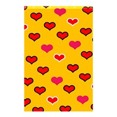 Lemony Love Shower Curtain 48  X 72  (small)