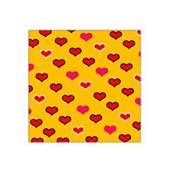 Lemony Love Satin Bandana Scarf