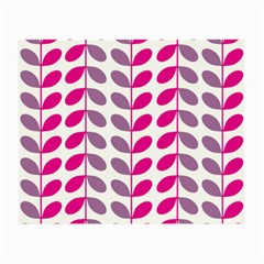 Pink Waves Small Glasses Cloth
