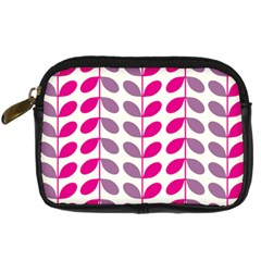 Pink Waves Digital Camera Cases