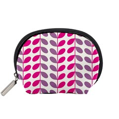 Pink Waves Accessory Pouches (small)