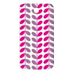 Pink Waves Samsung Galaxy Mega I9200 Hardshell Back Case