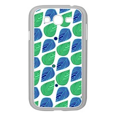 Leaves Samsung Galaxy Grand Duos I9082 Case (white)