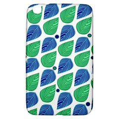 Leaves Samsung Galaxy Tab 3 (8 ) T3100 Hardshell Case