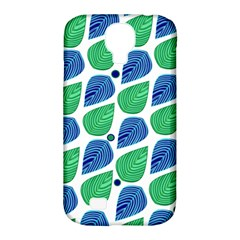 Leaves Samsung Galaxy S4 Classic Hardshell Case (pc+silicone)
