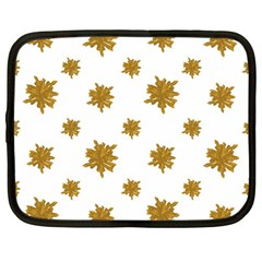 Graphic Nature Motif Pattern Netbook Case (large)