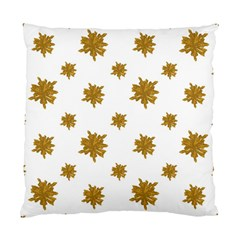 Graphic Nature Motif Pattern Standard Cushion Case (two Sides)