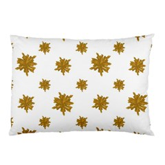 Graphic Nature Motif Pattern Pillow Case