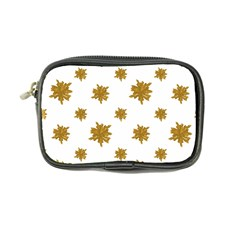 Graphic Nature Motif Pattern Coin Purse