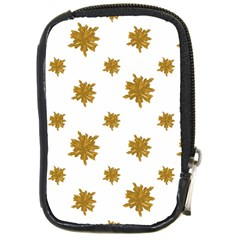 Graphic Nature Motif Pattern Compact Camera Cases