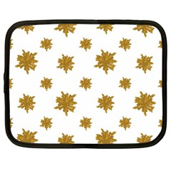 Graphic Nature Motif Pattern Netbook Case (xl)