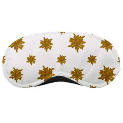 Graphic Nature Motif Pattern Sleeping Masks