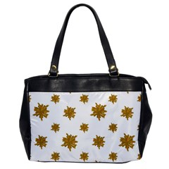 Graphic Nature Motif Pattern Office Handbags