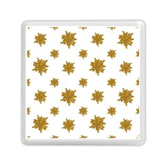 Graphic Nature Motif Pattern Memory Card Reader (square)