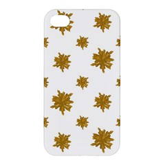 Graphic Nature Motif Pattern Apple Iphone 4/4s Hardshell Case