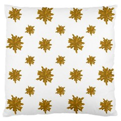 Graphic Nature Motif Pattern Large Cushion Case (two Sides)