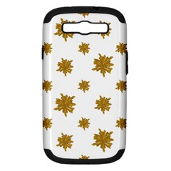 Graphic Nature Motif Pattern Samsung Galaxy S Iii Hardshell Case (pc+silicone)