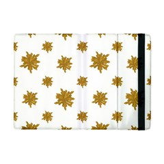 Graphic Nature Motif Pattern Apple Ipad Mini Flip Case
