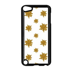 Graphic Nature Motif Pattern Apple Ipod Touch 5 Case (black)