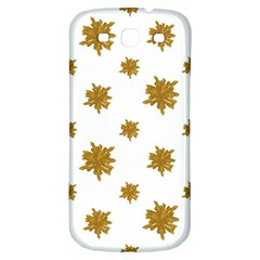 Graphic Nature Motif Pattern Samsung Galaxy S3 S Iii Classic Hardshell Back Case