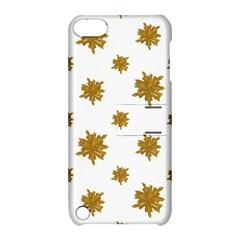 Graphic Nature Motif Pattern Apple Ipod Touch 5 Hardshell Case With Stand