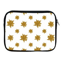Graphic Nature Motif Pattern Apple Ipad 2/3/4 Zipper Cases