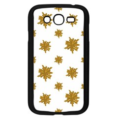Graphic Nature Motif Pattern Samsung Galaxy Grand Duos I9082 Case (black)