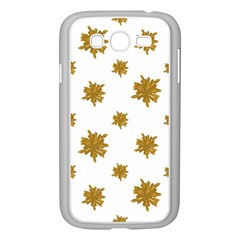 Graphic Nature Motif Pattern Samsung Galaxy Grand Duos I9082 Case (white)