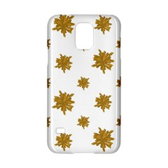 Graphic Nature Motif Pattern Samsung Galaxy S5 Hardshell Case