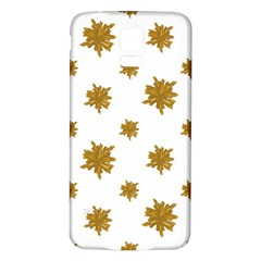 Graphic Nature Motif Pattern Samsung Galaxy S5 Back Case (white)