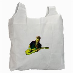 Johnny Depp Hollywood Vampires Recycle Bag (one Side)