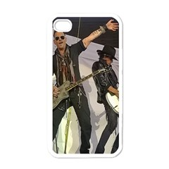 Johnny Depp Hollywood Vampires Apple Iphone 4 Case (white)