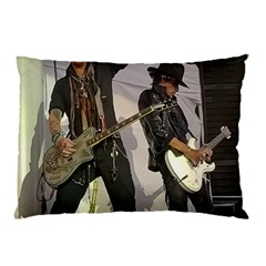 Johnny Depp Hollywood Vampires Pillow Case (two Sides)