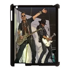 Johnny Depp Hollywood Vampires Apple Ipad 3/4 Case (black)