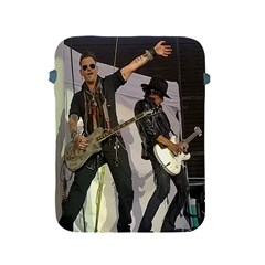 Johnny Depp Hollywood Vampires Apple Ipad 2/3/4 Protective Soft Cases