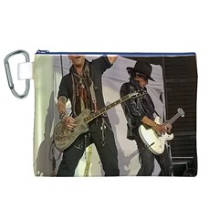 Johnny Depp Hollywood Vampires Canvas Cosmetic Bag (xl)