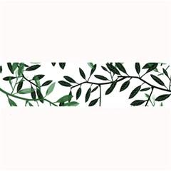 Botanical Leaves Large Bar Mats