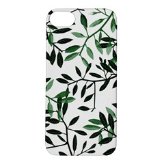 Botanical Leaves Apple Iphone 5s/ Se Hardshell Case