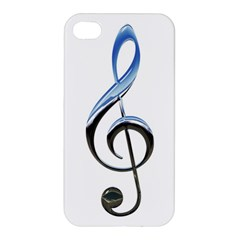 Musical Note  Apple Iphone 4/4s Hardshell Case