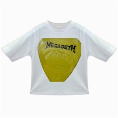Megadeth Heavy Metal Infant/toddler T Shirts