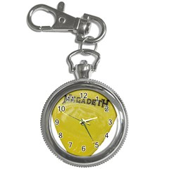 Megadeth Heavy Metal Key Chain Watches