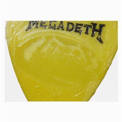Megadeth Heavy Metal Large Glasses Cloth (2 Side)