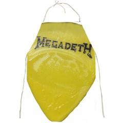 Megadeth Heavy Metal Full Print Aprons