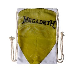 Megadeth Heavy Metal Drawstring Bag (small)