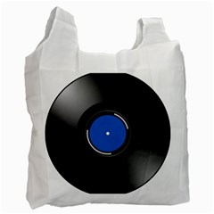 Vinyl Record Recycle Bag (one Side)