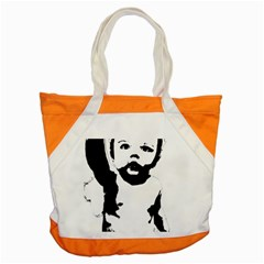 Cupid Accent Tote Bag