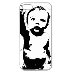 Cupid Apple Seamless Iphone 5 Case (clear)