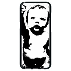 Cupid Samsung Galaxy S8 Black Seamless Case