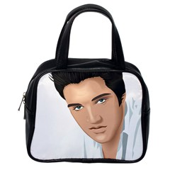 Elvis  Classic Handbags (one Side)