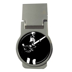 Angus Young  Money Clips (round)